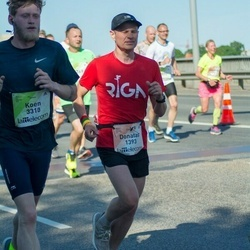 Lattelecom Riga Marathon - Donatas Budzinauskas (1393)