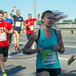 Lattelecom Riga Marathon - Diana Vitkovska (6212)