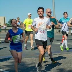 Lattelecom Riga Marathon - Bertram Madura (799), Adela Uhrinova (4526)