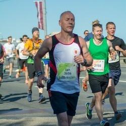 Lattelecom Riga Marathon - Ian St Clair (3606)