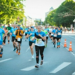Lattelecom Riga Marathon - Mariusz Michno (714), Eva-Maria Vaher (3095)