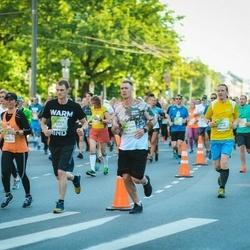 Lattelecom Riga Marathon - Fēlikss Jānis Rencis (3610), Janis Sedlenieks (4138)