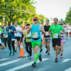 Lattelecom Riga Marathon - Aleksey Novikov (3223), Aleksander Lukin (4370)