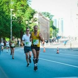 Lattelecom Riga Marathon - Ola Grindland (3378), Gintaras Drebulys (5461)