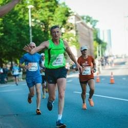 Lattelecom Riga Marathon - Vincenzo Carulli (1628), Aigars Rublis (3326)
