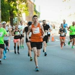 Lattelecom Riga Marathon - Andrejs Horošavins (1941), Aigars Bors (7757)