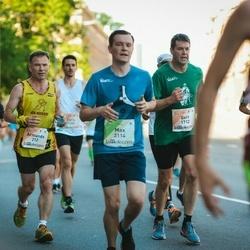Lattelecom Riga Marathon - Armands Lunts (212), Gert Rens (1712)