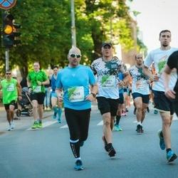 Lattelecom Riga Marathon - Aigars Ozolkāja (5900), Mārtiņš Plonis (7498)