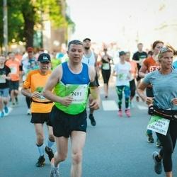 Lattelecom Riga Marathon - Angela Jabado (4695), Ingars Tiltiņš (7491)