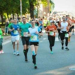 Lattelecom Riga Marathon - Raimonds Kašs (1981), Anita Apine (5030), Inese Tīģere (6223)