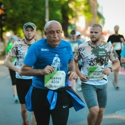 Lattelecom Riga Marathon - Normunds Rozītis (5929), Alexey Zuev (6336)