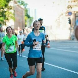 Lattelecom Riga Marathon - Līga Avotiņa (1158), Estere Cīrule (3263)
