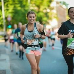 Lattelecom Riga Marathon - Gea Massy (840), Santa Ķēniņa (5186)