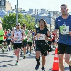 Lattelecom Riga Marathon - Allen Babaran (2095)