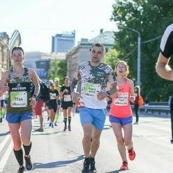 Lattelecom Riga Marathon - Ivars Damroze (6070), Agate Kristapsone (7766)