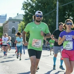 Lattelecom Riga Marathon - Adam Roman (1033)
