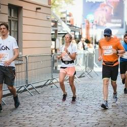 Lattelecom Riga Marathon - Lāsma Avotiņa-Žaglova (1324), Aliaksandr Vouna (1767)