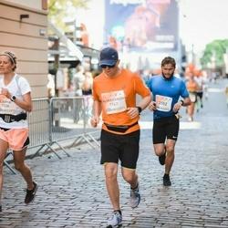 Lattelecom Riga Marathon - Aliaksandr Vouna (1767), Alvis Reinbergs (2102)