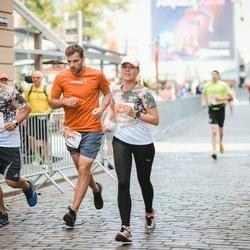 Lattelecom Riga Marathon - Madara Elksne (1382), Genadijs Beļajevs (1665), Māris Arājs (2171)