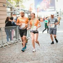 Lattelecom Riga Marathon - Zigmārs Mucenieks (722), Jānis Jekševics (1478), Aija Jekševica (8376)