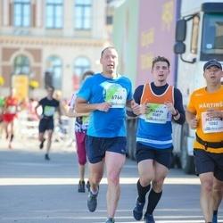 Lattelecom Riga Marathon - Ričards Kļaviņš (5587), Ēriks Jansons (6766)