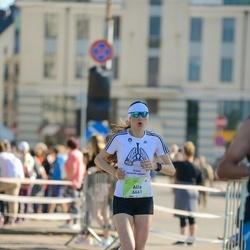 Lattelecom Riga Marathon - Alla Kasabutskaya (6661)