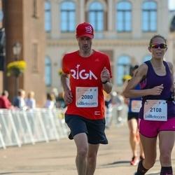 Lattelecom Riga Marathon - Almantas Apinys (2080)