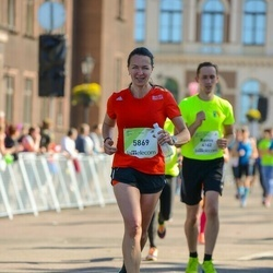 Lattelecom Riga Marathon - Agita Gritāne (5869)