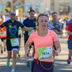 Lattelecom Riga Marathon - Eva Burlakova (7514)