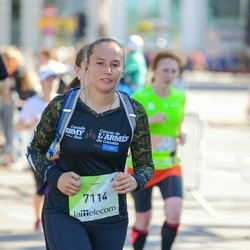 Lattelecom Riga Marathon - Anita Hunter (7114)