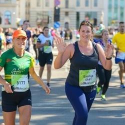 Lattelecom Riga Marathon - Emilija Čeponė (4461), Jurate Simkuviene (8177)