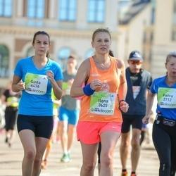 Lattelecom Riga Marathon - Ilona Palomeque (3625), Ginta Kristkalne (6476)