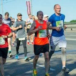Lattelecom Riga Marathon - Rolands Brizga (4039), Beāta Lāce (7380)