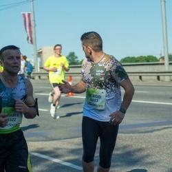 Lattelecom Riga Marathon - Sergio Fuentes Palmero (5803)