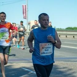 Lattelecom Riga Marathon - Arvydas Jurgelevičius (848)