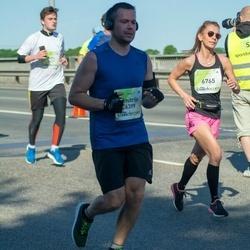 Lattelecom Riga Marathon - Dmitrijs Varfolomejevs (6399)