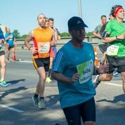 Lattelecom Riga Marathon - Martin Kotnik (1358), Itzhak Barouch (8406)