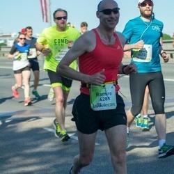 Lattelecom Riga Marathon - Ramiro Grandāns (4289), Edgars Erstikis (6473)