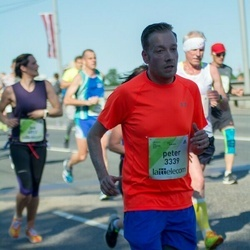 Lattelecom Riga Marathon - Peter Vaessen (3339)