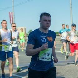 Lattelecom Riga Marathon - Marks Kiseļovs (7500)