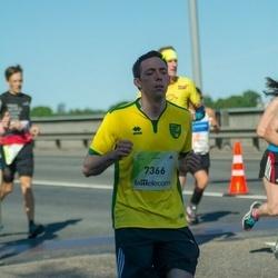 Lattelecom Riga Marathon - Andrew Robinson (7366)