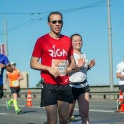 Lattelecom Riga Marathon - Vincent Daelemans (1161)