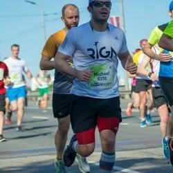 Lattelecom Riga Marathon - Michael Bowman (5370)