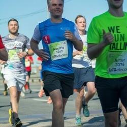 Lattelecom Riga Marathon - Austris Vasilevskis (3249)