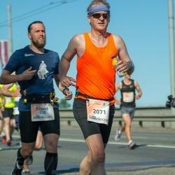 Lattelecom Riga Marathon - Wolfgang Bruns (2071)