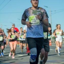Lattelecom Riga Marathon - Artūrs Kronentāls (3384)