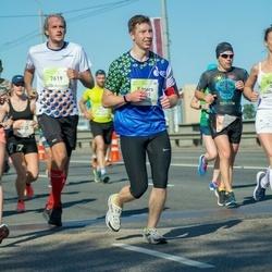 Lattelecom Riga Marathon - Edgars Strods (6203), Dainis Kronbergs (7619)
