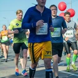 Lattelecom Riga Marathon - Märt Kees (594)