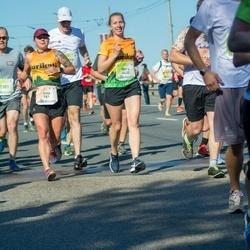 Lattelecom Riga Marathon - Ieva Upmace-Grīviņa (981), Nora Vrubļevska (4430)