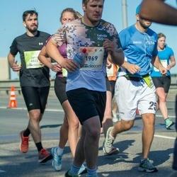 Lattelecom Riga Marathon - Mārtiņš Pentjušs (1969)